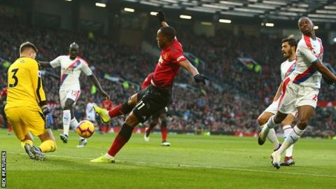 Manchester United 0-0 Crystal Palace: Eagles frustrate Mourinho's men 1