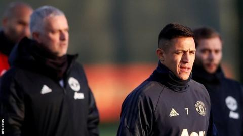 Alexis Sanchez: Jose Mourinho fears Man Utd forward will be out for long time 8