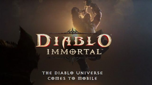 Blizzard Announces Diablo Immortal, and Fans Are Not Pleased 1