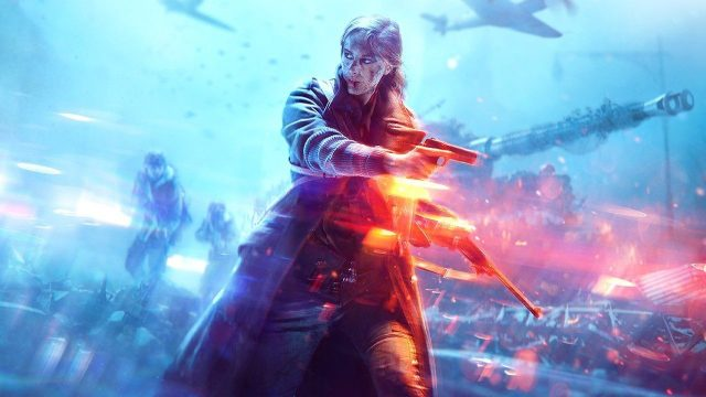 Battlefield V Won't Support Nvidia's DXR at Launch 16
