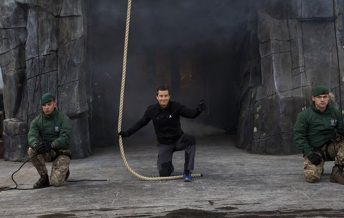Bear Grylls Adventure attraction opens in Birmingham 13