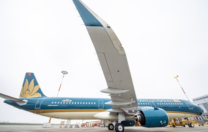 Vietnam Airlines takes delivery of first Airbus A321neo 4