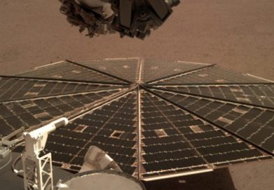 InSight Lander Records the Sound of Martian Wind