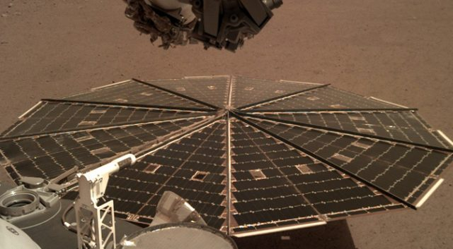 InSight Lander Records the Sound of Martian Wind 1