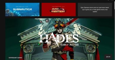 Epic Launches New PC Games Store With Handful of Titles 3