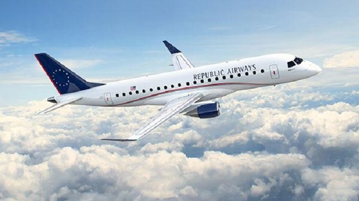 Republic Airways finalises US$4.7b order with Embraer 5