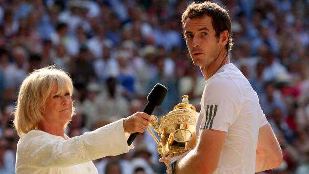 Andy Murray: Briton's retirement will be 'devastating', says Sue Barker 13