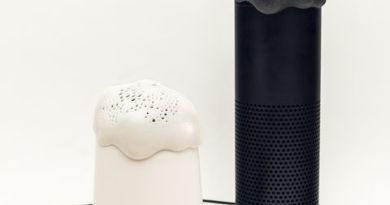 This High-Tech 'Fungus' Literally Blocks Your Smart Device from Spying On You 3