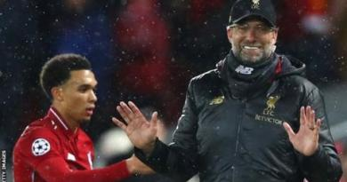 Liverpool 0-0 Bayern Munich: Why away task suits Reds' strengths - Mark Lawrenson 4
