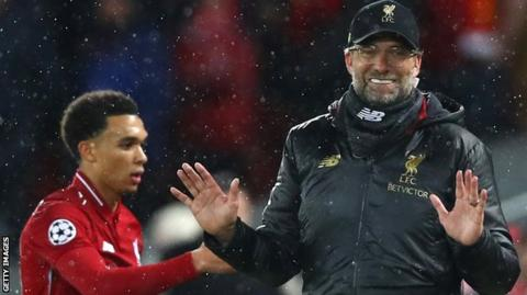 Liverpool 0-0 Bayern Munich: Why away task suits Reds' strengths - Mark Lawrenson 5