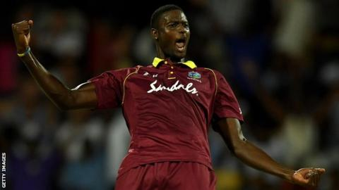England in West Indies: Hosts claim dramatic 26-run victory 4