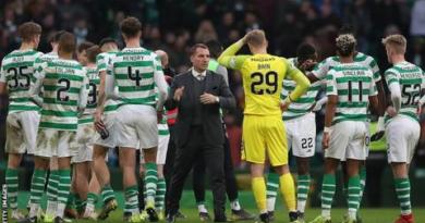 Brendan Rodgers: Celtic boss set to join Leicester after permission for talks 5