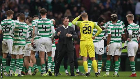 Brendan Rodgers: Celtic boss set to join Leicester after permission for talks 10