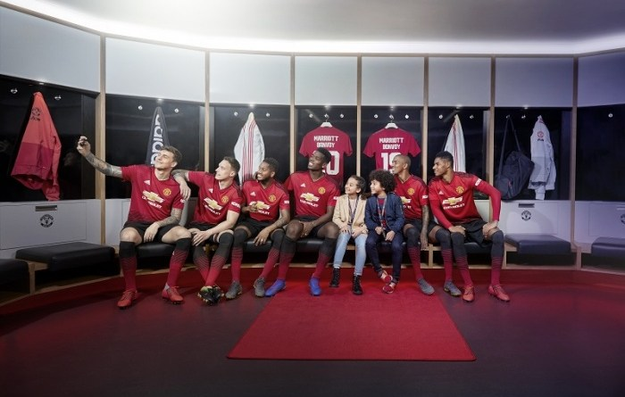Marriott partners with Manchester United to promote new loyalty scheme 12
