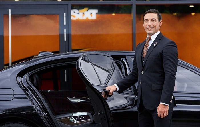 Sixt launches new Event Transportation division 6
