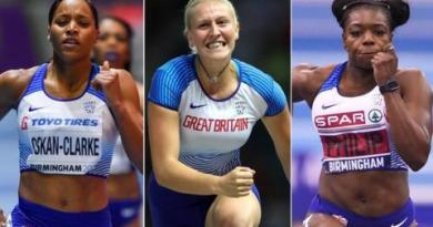 European Indoor Athletics: Steve Cram's British athletes to watch in Glasgow 3