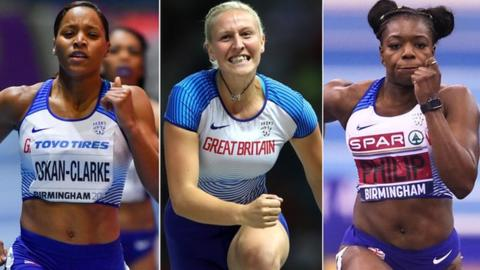 European Indoor Athletics: Steve Cram's British athletes to watch in Glasgow 8