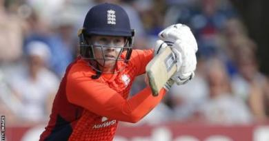India v England: England earn dominant win over India in opening T20 3