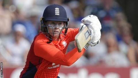 India v England: England earn dominant win over India in opening T20 1