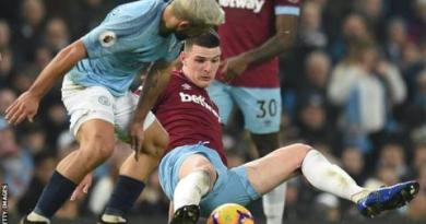 Declan Rice: England call-up for West Ham midfielder for Euro 2020 qualifiers 1