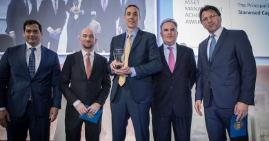 IHIF 2019: Starwood Capital Group takes HAMA Europe Asset Management Award 2