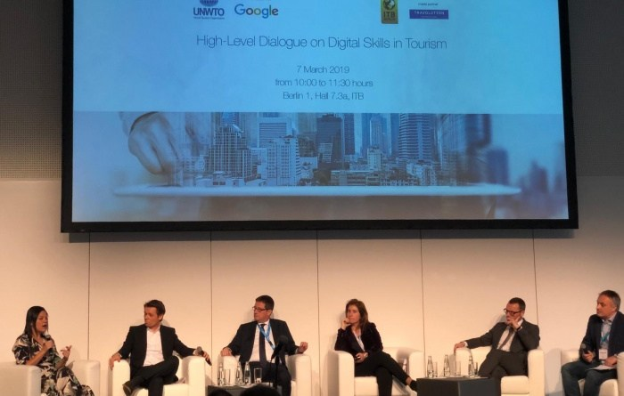 ITB Berlin: UNWTO strikes skills partnership with Google 2