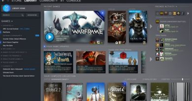 Steam Prepares to Roll Out Revamped Library Page 1