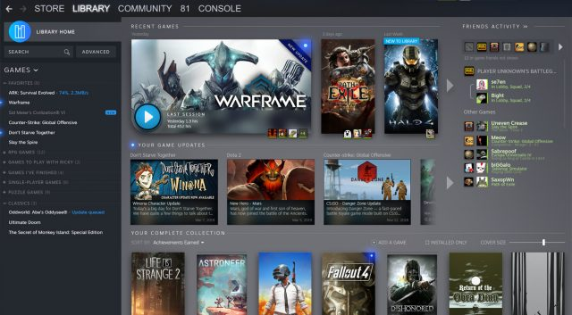 Steam Prepares to Roll Out Revamped Library Page 19