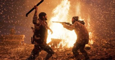 'Days Gone' Makes Smart Use of Unreal Engine 4 on PS4 3