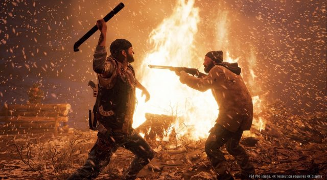 'Days Gone' Makes Smart Use of Unreal Engine 4 on PS4 1