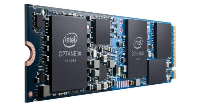 Intel Releases Specs for Its Optane+QLC NAND H10 Memory 4
