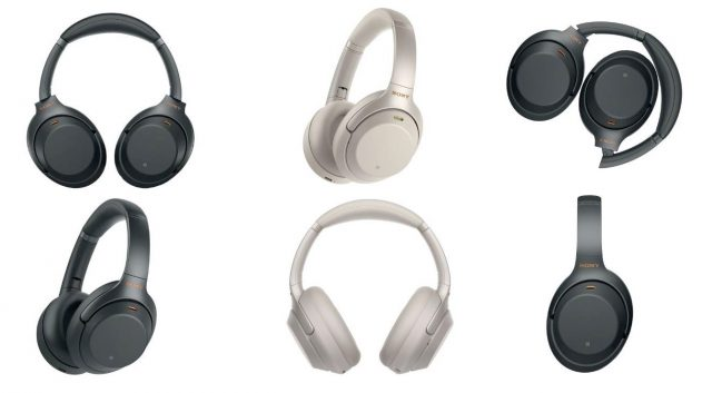 ET Deals: Sony WH1000XM3 Wireless Noise-Cancelling Headphones for $300 4
