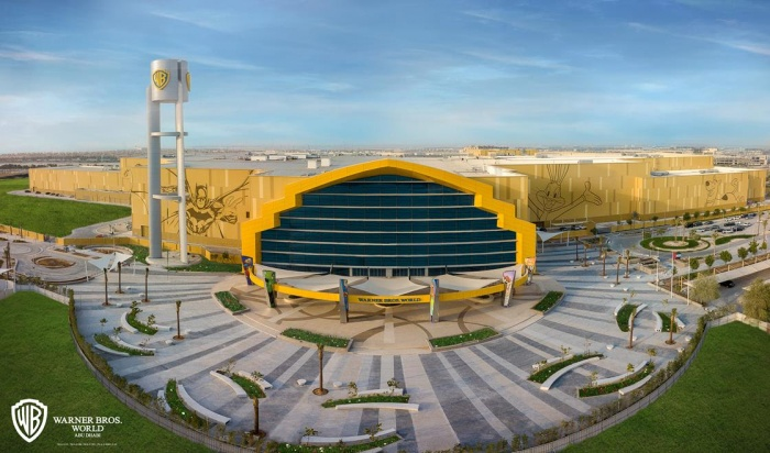 Warner Bros. World Abu Dhabi prepares for World Travel Awards Middle East Gala Ceremony 1