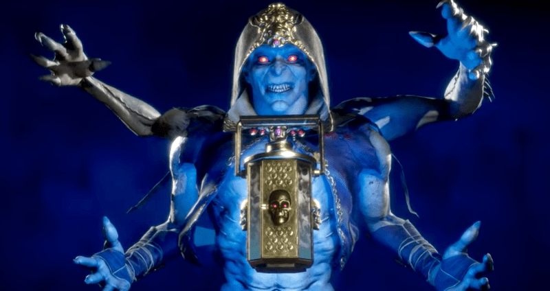 The Kollector Is the Newest Mortal Kombat 11 Character to Join the Roster 9
