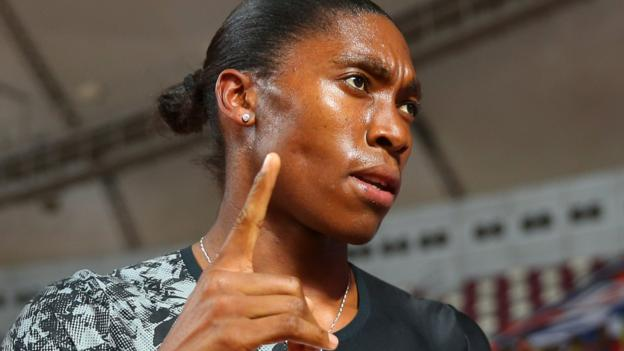 Diamond League: Caster Semenya wins 800m in Doha two days after losing case against IAAF 1