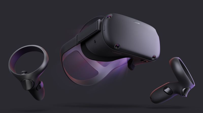 The Oculus Quest VR Headset Is Out Now—and It's Very Impressive 3