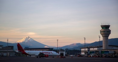Mariscal Sucre International Airport, Quito, adds global connections 3