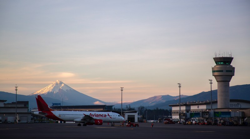 Mariscal Sucre International Airport, Quito, adds global connections 5