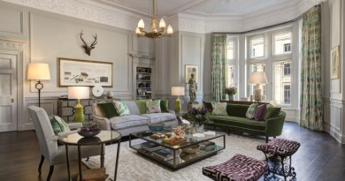 The Balmoral unveils renovated Glamis Suite in Edinburgh 3
