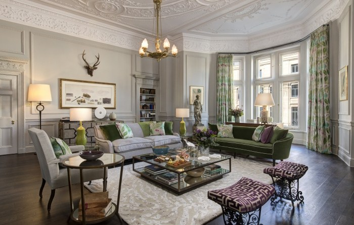 The Balmoral unveils renovated Glamis Suite in Edinburgh 7