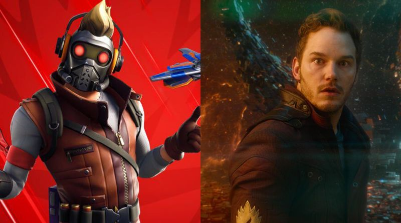 Fortnite Added a Star-Lord Skin to Its Already-Awesome Avengers: Endgame Collaboration 1