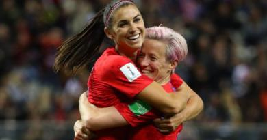 USA 13-0 Thailand: United States claim biggest ever Women's World Cup win 2
