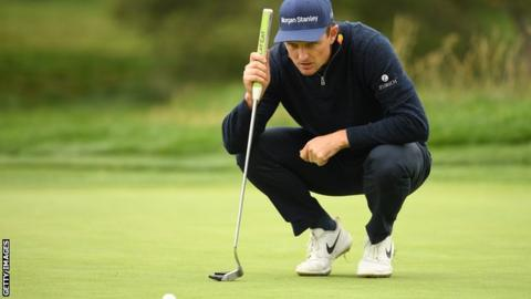 US Open: Justin Rose trails Gary Woodland with McIlroy & Koepka in contention 2