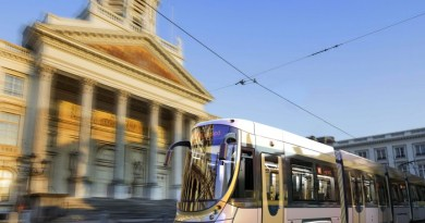 Bombardier secures new tram order in Brussels 3