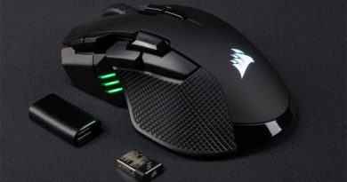 At a Glance: Corsair Ironclaw RGB Wireless Review 2