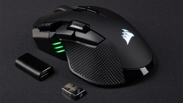At a Glance: Corsair Ironclaw RGB Wireless Review 40