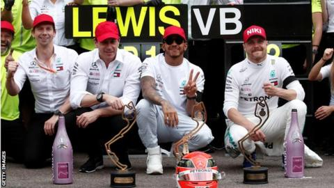 Formula 1: How Toto Wolff made Mercedes one of sport's greatest teams 4