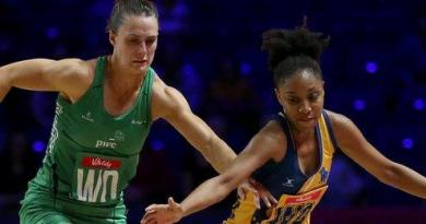 Netball World Cup: Northern Ireland beat Barbados in final group game 5