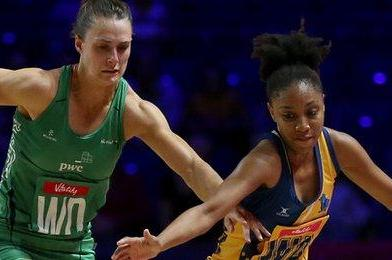 Netball World Cup: Northern Ireland beat Barbados in final group game