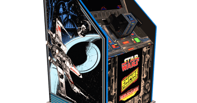 This New Star Wars Arcade Machine Is Available to Pre-Order 3